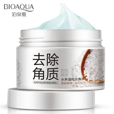 Гель-скатка для лица с рисовым экстрактом, BIOAQUA,140 гр.