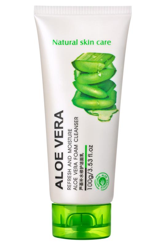 Пенка для умывания Aloe Vera 100 гр