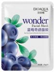 BIOAQUA Увлажняющая маска  с экстрактом черники