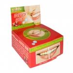Тайская круглая зубная паста «Мангостин гвоздика»,25 гр