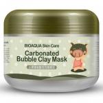 Очищающая пузырьковая маска «BIOAQUA» 100 гр