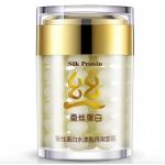 Крем с протеинами шелка BIOAQUA Silk Protein – 60g