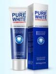 Отбеливающая зубная паста BioAqua Pure White мята,120 гр.
